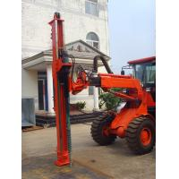 ground deep drilling machine with screw driver GS 2000 Manufactures