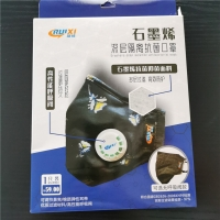 Graphene Bacteriostatic BFE 97% Breathing KN95 Mask Manufactures