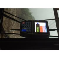 High Precision Wheel Loader Weigher Max Weighing 10 Ton With Clear LED Display Manufactures