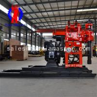 China Huaxia Master HZ-130YY Hydraulic Rotary Core Drilling Rig Exploration Drilling Rig on sale