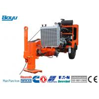 Buy cheap TY120 120kN Cummins Engine Puller Conductor Stringing Equipment With Hydraulic from wholesalers