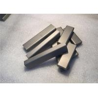Hip Sintered Tungsten Carbide Stock High Flexural Strength Excellent Toughness Manufactures