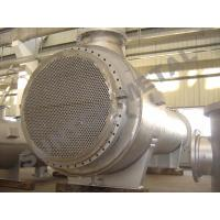 Alloy  F304 Floating Head Exchanger Condenser for Acetic Acid Plant Manufactures