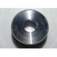 CBN Vitrified Bond Diamond Grinding Wheels For PCD Polishing High Speed Manufactures