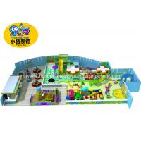 Buy cheap Commercial Entertainment Soft Indoor Playground Equipment For KFC from wholesalers