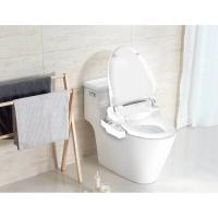 Commercial Electronic Intelligent Toilet Seat Cover Slow Close Toilet Bowl Cover Manufactures