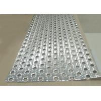 Buy cheap Fin Strip With Hole Aluminum Extrusion Profiles For Heat Exchange Materials from wholesalers