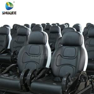 5D Cinema Movie Theater Motion Seating With Pneumatic or Electronic Effects Manufactures