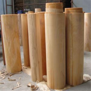 Precise Cutting Beech Veneer Sheets , Natural Beech Veneer Customized Size Manufactures