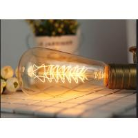 Quality Christmas Tree Vintage Filament Lamp , Bright Antique Looking Light Bulbs for sale