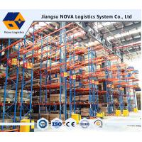 Powder Coating Heavy Duty Loading Capacity Pallet Racking With Wide Range Manufactures