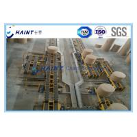 Customized Complete Paper Roll Handling Systems Automatic Control For Paper Mill Manufactures