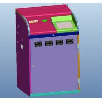 Digital Kiosk ATM Machine Support Multi Languages And Voice Prompts Manufactures