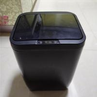Top Open Smart Automatic Touchless Trash Can With 1 Year Warranty Manufactures
