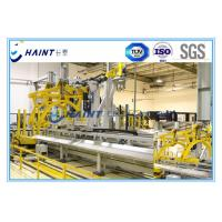 Buy cheap Industrial Textile Roll Packing Machine , Chaint Roll Wrapping Machine from wholesalers