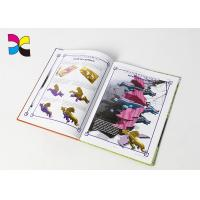 Handemade Spiral Book Printing Silver Colour Foil Hot Stamping Custom Size Manufactures