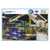 Buy cheap Chaint Automatic Palletizing System Brand High Effeciency 20 - 50kg / Pc Load from wholesalers