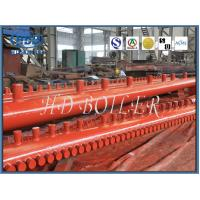 Alloy Steel Boiler Manifold Header For Coal Fired Boiler Economizer And Water Wall Panel Manufactures