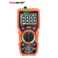 True RMSAuto Range Digital Multimeter 6000 Counts Non - Slip Design Auto Power Off Manufactures