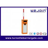 Buy cheap Heavy Duty Electronic Barrier Gates AC Motor For Car Parking Management System from wholesalers