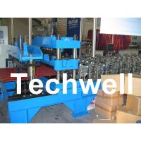 Steel Tile Roll Forming Machine / Cold Roll Forming Machine for Color Steel Tile Manufactures