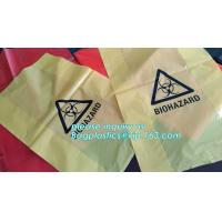Chemotherapy waste bags, Cytotoxic Waste Bags, Cytostatic Bags, Biohazard Wast, medical clinics, doctors offices nursing Manufactures
