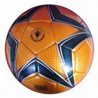 Buy cheap PU soccer football, customized requirements are accepted from wholesalers