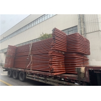 50T/H Lignite Fired Steam Superheater CFB Boiler Parts Manufactures