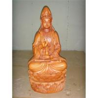 Buy cheap godness Guanyin fengshui collection Decorative from wholesalers