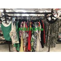Buy cheap Holitex Used Womens Clothing Summer Colorful Silk Blouses For Southeast Asia from wholesalers