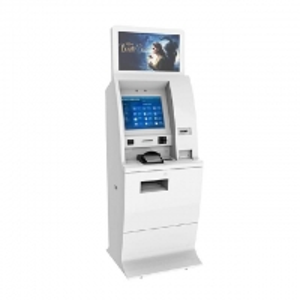 "EMV 1920x1080 21.5"" ATM Bill Payment Machine 13.56MHz Manufactures"