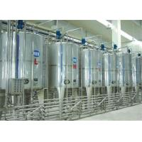 3000L / H Drinking Mineral Drinking Water Production Line and Filling Machine Manufactures
