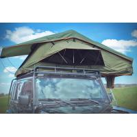 Tear Resistant Pop Up Vehicle Tent With 2M Extendable Aluminum Ladder Manufactures