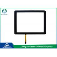 Resistance LCD Touch Screen Panel / Touch PanelScreen With 12 inch Manufactures