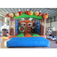 Outdoor Games Custom Made Inflatables Safe Waterproof Enviroment - Friendly inflatable bounce house Manufactures