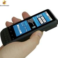 Buy cheap Raypodo Mobile Personal Assistant, USB OTG Port With 2D Barcode Scanner NFC from wholesalers