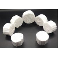 Pure White Dental Absorbent Cotton Roll Medical Grade Doctor Use 10*38mm #2 Manufactures