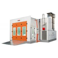 Automotive Global Infrared Car Spray Booth , Electric Spray Paint Booth Manufactures
