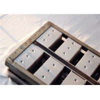 595x340x139mm 3 Straps PTFE Loaf Cake Pan Manufactures