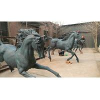 New Bronze horse sculptures ,outdoor brass horse statues for sculptor and artist, China sculpture supplier Manufactures