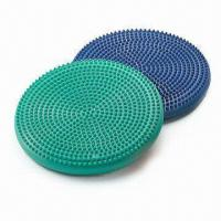 Balance Cushion, Can be Adjustable by Inflating and Deflating Manufactures