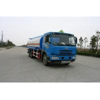 220HP FAW 6x4 22000L (5,811 US Gallon) Oil Tank Truck for Diesel / Gasoline / Petroleum Delivery Manufactures