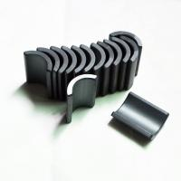 Permanent Sintered Hard Ferrite Arc Magnet for Starter Motor of Motorcycles Manufactures