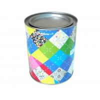 Wholesale promotional round coffee tin with lever lid Manufactures
