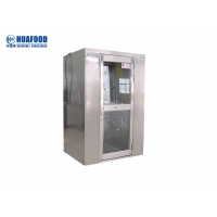 Cleanroom Air Vented Shower Manufactures