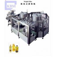 Rotary Type SS Edible Oil Filling Machine Manufactures