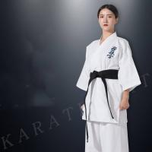 Ichigeki kyokushin kimono karate gi manufacturer Karate uniform for trainer Manufactures