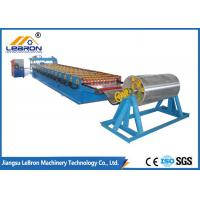 YX - 12 - 65 - 850 new corrugated roof sheet roll forming machine plc system automatic type Manufactures