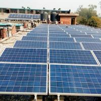 China 5kw solar power system full set for home 5000w off grid solar energy system on sale
