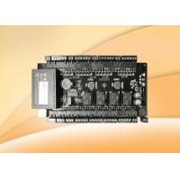 Access Control Board Four Doors Controller With Iron Power Box Manufactures